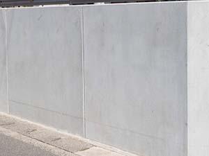 門塀門柱の塗装